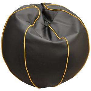 Taburetka  Steve Soft 11 Lam.Żółta