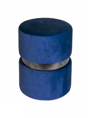 Taburetka / stolička Delight, 46 cm, modrá
