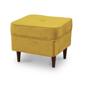 Taburetka - Tempo Kondela - Rufino (žltá + wenge). Sme autorizovaný predajca Tempo-Kondela.
