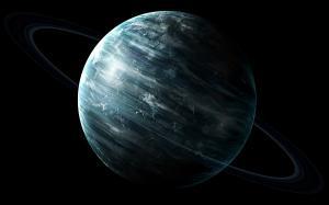 Tapeta Vesmírna planéta 29050 - samolepiaca