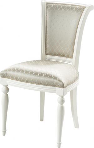 TARANKO Florencja FL-14 jedálenská stolička béžový vzor (A4 1013) / vanilka
