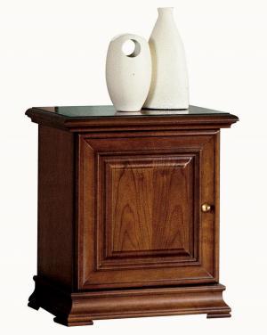 TARANKO Raweno R-SZN L rustikálny nočný stolík toffi