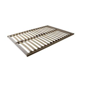 TEMPO KONDELA Basic Flex Front lamelový rošt 120x200 cm ohýbané brezové drevo