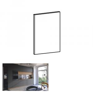 Tempo Kondela, Dvierka na umývačku riadu, sivý mat, 59,6x57 cm, LANGEN