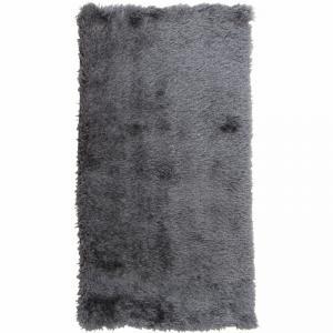 TEMPO KONDELA Kavala koberec 80x150 cm sivá