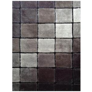 TEMPO KONDELA Ludvig Typ 2 koberec 70x210 cm sivá