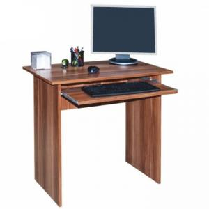 Tempo Kondela PC stôl, slivka, VERNER NEW
