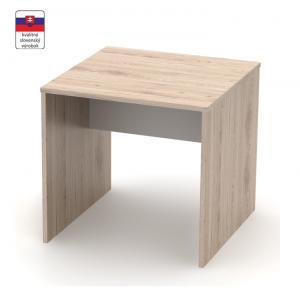 TEMPO KONDELA Rioma Typ 17 písací stôl san remo / biela