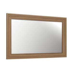 Kondela Zrkadlo ROYAL LS, sosna nordická/dub divoký