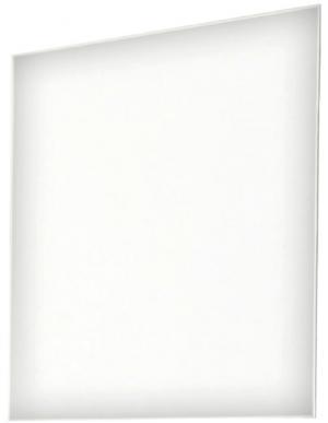 Tempo Kondela, Zrkadlo, biela extra vysoký lesk, SPACE 54-959-13