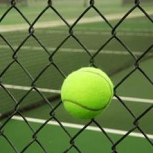 Tenisové pletivo Výška pletiva: 1,5m, Dĺžka: 20m