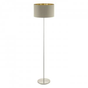 Textilné svietidlo EGLO MASERLO hnedá / zlatá 95171