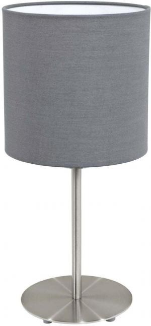 Textilné svietidlo EGLO PASTERI šedá       31596