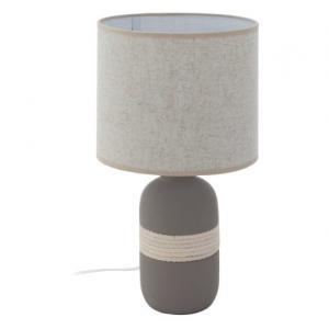 Textilné svietidlo EGLO SORITA 1 Krémová / sivá 97097
