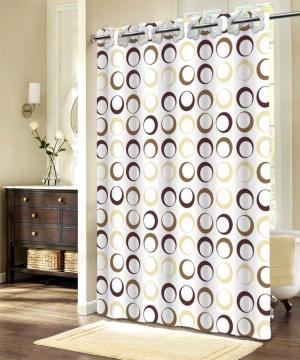 Textilný sprchový záves SC2789A 150x200, 180x200 - 180x200