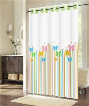 Textilný sprchový záves SC2830A 150x200, 180x200 - 150x200