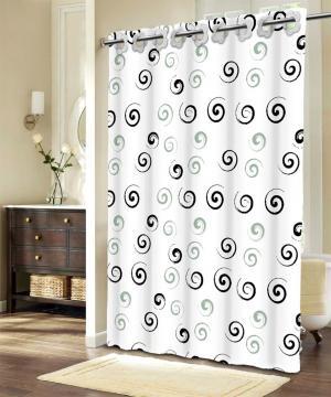 Textilný sprchový záves SC2831A 150x200, 180x200 - 180x200