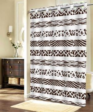 Textilný sprchový záves SC5001BA 150x200, 180x200 - 150x200