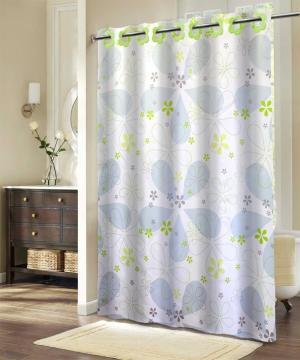 Textilný sprchový záves SC5005AA 150x200, 180x200 - 180x200