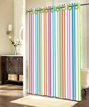 Textilný sprchový záves SC5006AA 150x200, 180x200 - 150x200
