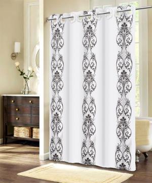 Textilný sprchový záves SC5007AA 150x200, 180x200 - 180x200