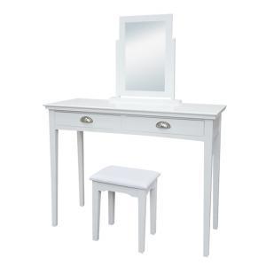 Toaletný stolík s taburetkou - Tempo Kondela - Resina (biela). Sme autorizovaný predajca Tempo-Kondela.