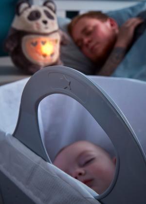 TOMMEE TIPPEE - Košík na bábätko Sleepee so stojanom Grey