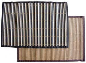 TORO Bambusové prestieranie s obrubou, set 4 ks, 30 x 45 cm