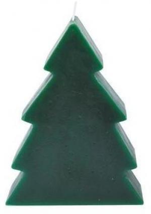 """TORO Sviečka """"vianočný stromček"""" zelená"""