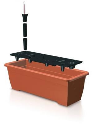 Truhlík ALEXANDR 50 cm se zavlažovacím systémem