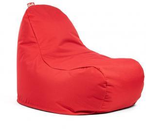 Tuli Relax Nesnímateľný poťah - Polyester Tmavá červená