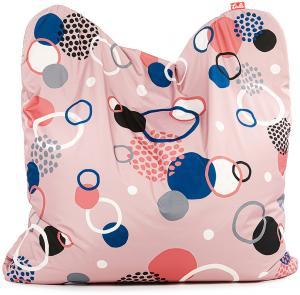 Tuli Smart Snímateľný poťah - Polyester Vzor Kolobeh Ružový
