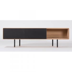 TV stolek Fina lowboard 160 Black