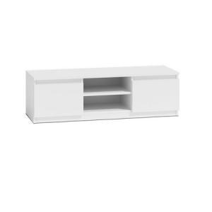 TV stolík LCD 120 cm biela