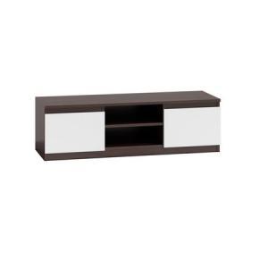 TV stolík LCD 120 cm wenge/biela
