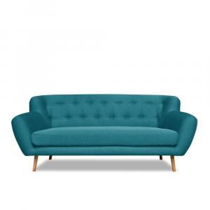 Tyrkysová pohovka pre troch Cosmopolitan design London