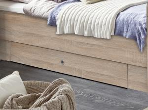 Úložná zásuvka pod posteľ Nadja, dub sonoma