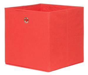 Úložný box Alfa, červený