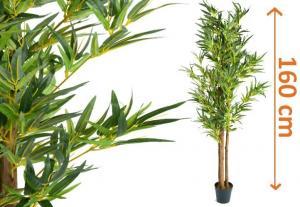 Umelá kvetina ker - Bambus 160 cm