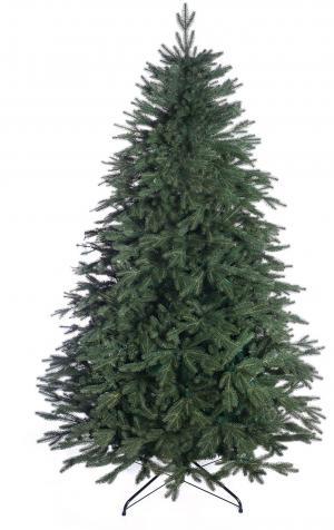 Umelý vianočný stromček 3D Smrek Alpský 210cm