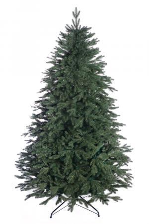Umelý vianočný stromček 3D Smrek Alpský 240cm