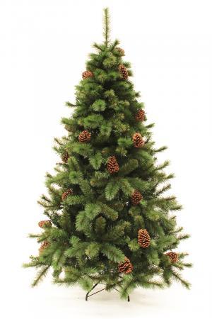 Umelý vianočný stromček Borovica Tatranská 240cm