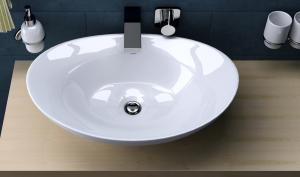 Umývadlo keramické CAP na dosku