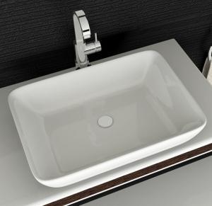Umývadlo keramické MANGER na dosku