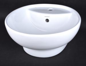 Umývadlo keramické NIKI 400 x 405 x 158