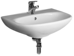 Umývadlo ZETA 40x50x19