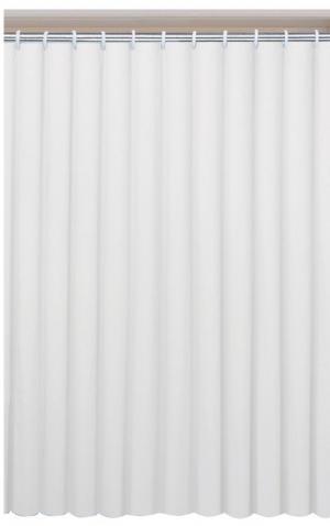 Uni 131111 sprchový záves 120x200cm, vinyl, biely