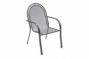 Unikov Kovová stolička Corina