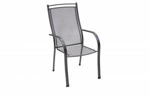 Unikov Kovová stolička Elton