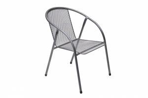Unikov Kovová stolička Iris